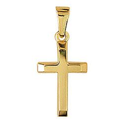 Aagaard risti riipus  14 karaatin kultaa