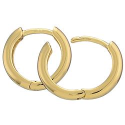 12,5 mm BNH rengas 14 karaatin kultaa